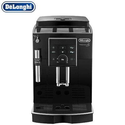 デロンギ 全自動コーヒーマシン マグニフィカS コーヒーメーカー エントリーモデル ECAM23120BN ブラック Delonghi【送料無料】【KK9N0D18P】