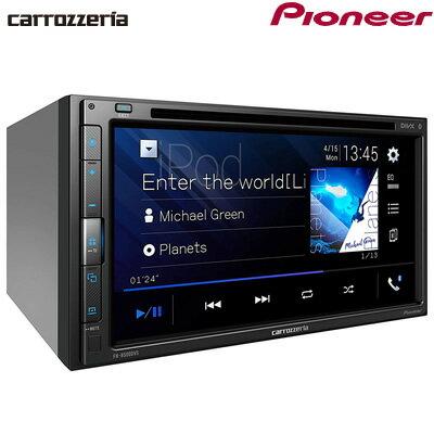 カーオーディオ, プレーヤー・レシーバー 5 2DIN AppleCarPlay AndroidAuto CDDVDUSBBluetooth FH-8500DVSKK9N0D18P
