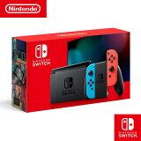【即納】【新品】 任天堂 ニンテンドースイッチ Nintendo Switch 本体 HAD-S-KABAA Joy-Con (L) ネオンブルー/ (R) ネオンレッド 2019年8月発売モデル 【送料無料】【KK9N0D18P】