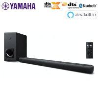 ヤマハ サウンドバー フロントサラウンドシステム スピーカー サブウーファー付き Alexa搭載 HDMI DTS Virtual:X Bluetooth対応 YAS-209【送料無料】【KK9N0D18P】