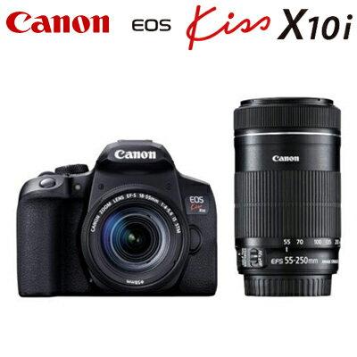 デジタルカメラ, デジタル一眼レフカメラ  EOS Kiss X10i EOSKISSX10I-WKIT CanonKK9N0D18P
