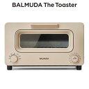 バルミューダ オーブントースター BALMUDA The Toaster スチームトースター K05A-BG ベージュ 2020年秋モデル【送料無料】【KK9N0D18P】