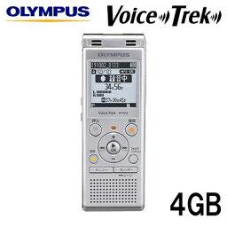 オリンパス ICレコーダー Voice-Trek 4GB V-872-SLV シルバー OLYMPUS【送料無料】【KK9N0D18P】