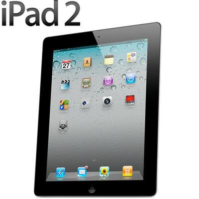 ボーナス一括可!代引手数料無料・全国送料無料【即納】Apple iPad 2 Wi-Fiモデル 16GB MC769J/...