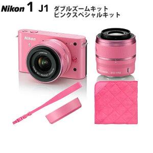 ボーナス一括払い可能全国送料無料/代引き手数料無料ニコン デジタル一眼カメラ Nikon 1 J1 ダ...