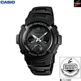 カシオ腕時計G-SHOCKAWG-M100BC-1AJFソーラー電波メンズ2012年11月新製品