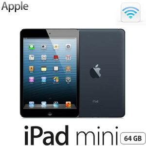 送料&代引き手数料無料【即納】Apple iPad mini Wi-Fiモデル 64GB MD530J/A ブラック&ストレ...