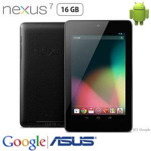 送料&代引き手数料無料google Nexus7 16GB ASUS【送料無料】