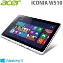 送料&代引き手数料無料Acer タブレットPC ICONIA W510 10.1インチ ICONIA-W510 【送料無料】