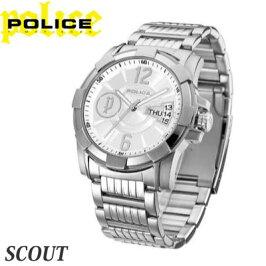 ポリスメンズ腕時計SCOUT12221JS-04M