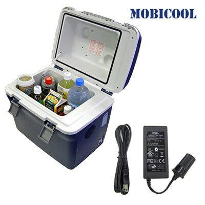 MOBICOOL ポータブルクーラーボックス 容量20L 小型 +AC/DCアダプターセット CT20DC-M...