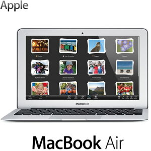 送料&代引き手数料無料Apple MacBook Air MD712J/A 11.6インチ ノートパソコン 1300/11.6 MD71...