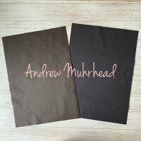 手芸手作りレザークラフトハンドメイド茶色ブラウンソフト皮革材料はぎれa3A3カット革アンドリューミュアヘッド
