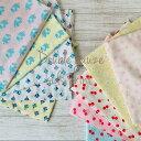 OKB fabricで買える「プリント 生地 ダブルガーゼ 綿 布 柔らか コットン Wガーゼ 布 ガーゼ 生地 日本製 国産 10cm単位」の画像です。価格は55円になります。