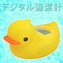 湯温計:お風呂用デジタル温度計O-238【メール便可¥320】