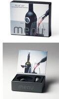 ワイン温度計&ディキャンティング・ポアラーのパッケージ