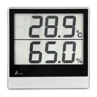 温湿度計:デジタル温度計湿度計73115