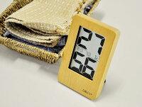 でか文字で見やすいデジタル温度計の設置イメージ
