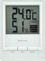 温湿度計:デジタル温度計湿度計O-233