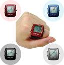 脈拍計:指輪型心拍計「パルスプラス」PulsePlus【メール便可¥260】