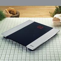 大きな表示で見やすいドイツデザインの体重計「リネア」【送料無料・代引無料】