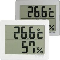 温湿度計:デジタル温度計湿度計O-226