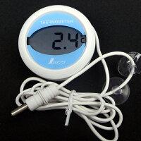 冷蔵庫温度計:外部センサーつき温度計72980