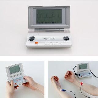 rmh plus - 携帯型心電計 ECGラボのチェックミーライトを購入して使った感想