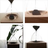マグネットと砂鉄のおもしろ砂時計