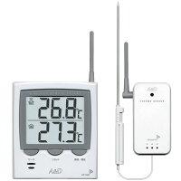 ワイヤレスセンサー内外温度計AD-5661S
