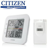 ワイヤレス温湿度計:熱中症計つきコードレス温湿度計THD501