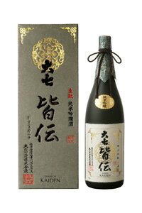 大七酒造(株)大七 皆伝 純米吟醸 1800ml福島 e202