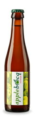 Belgiumアップルボック250ml×24本hnベルギービール APPLEBOCQお届けまで7日ほどかかります