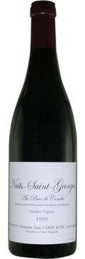 ジャン タルディ ニュイ サン ジョルジュ バ ド コンブ 2007 赤 750ml/12本JEAN TARDY  NUITS ST GEORGES BAS DE COMBE.2151ヴォーヌロマネの1級畑オー・マルコンソールとまさに隣接する畑。生まれるワインは肉づきが良く濃密で、凝縮された果実味