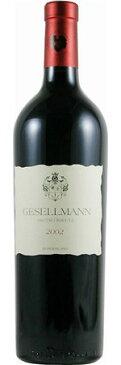 ゲゼルマン 「 G 」 ゲー 2009年 赤 750ml/12本GESELMANN G2671樹齢40年から80年のブラウエンキッシュ種を中心に遅摘み。良作年にしか造られないオーストリア産赤ワインの最高傑作のひとつ小樽醗酵40ヶ月の熟成