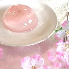 常温【送料別】桜咲く さくらゼリー3個入(桜ゼリー)(サクラ 桜)(お花見)(秋…