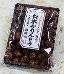 秋田いなふく米菓お米かりんとう 黒糖味 12個セット