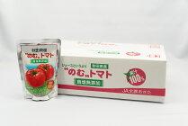 """JA全農あきた2020年産""""のむ""""トマト食塩無添加20p"""