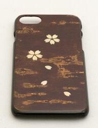 八柳樺細工さくらiPhone「桜」iPhone7・7s用ケース