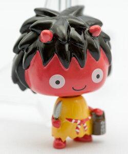 佐々木民芸なまはげフリフリマグネット