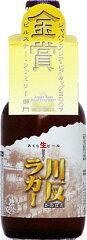 【冷蔵便発送】 あくらビール金賞受賞川反(かわばた)ラガー