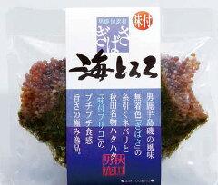 【冷凍便発送】 三高水産 海とろろ(ぎばさ) 味付