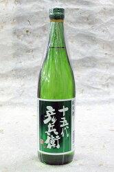 福禄寿純米酒十五代彦兵衛