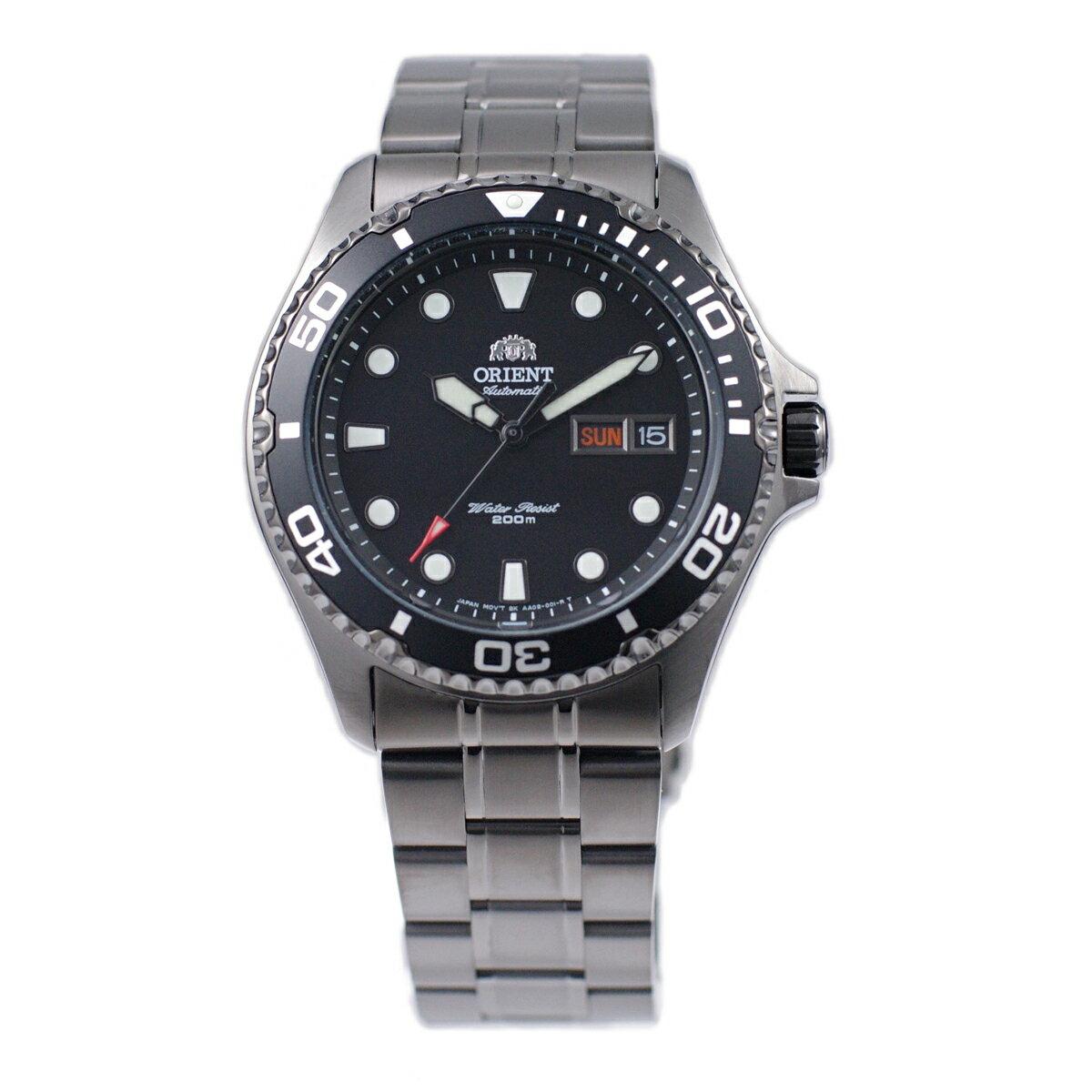 腕時計, メンズ腕時計  ORIENT () RAY RAVEN II DIVER FAA02003B9