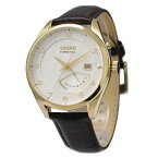 セイコー SEIKO 腕時計 海外モデル KINETIC キネティック レトログラード ホワイト SRN052P1 メンズ [逆輸入品]