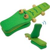 「知育玩具」(木のおもちゃ)I'mTOY「どうぶつ音楽会クロコダイル」