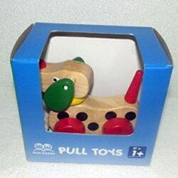 プルトイこいぬ(木製玩具)【BlueRibbon】