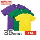★レビュー割引5%off★カラーは35色。このタフさは特筆もの。6.2オンス プレミアムTシャツ(XXL)...