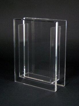 【スィン/B.長方形(縦)/サイズL】アクリル・フラワーベース・花器・花瓶