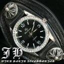 ct25★ブレスウォッチ腕時計 ブレスレットウォッチ メンズ ブレスレット 時計 かっこいい 男性 プレゼント フェイク レザー バングル ウォッチ 【あす楽対応】